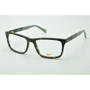 New Nike 7238 Eyeglasses 200 Matte Tortoise Frames